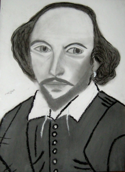 William Shakespeare by mariam